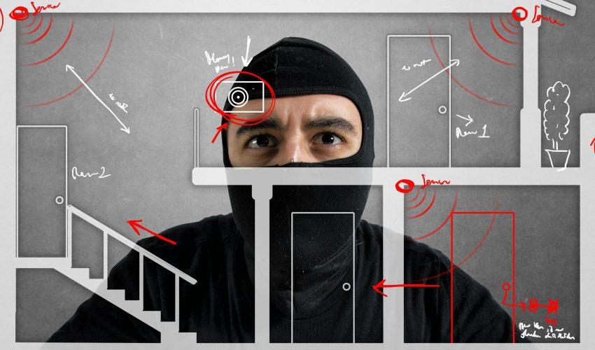 Schutz vor Einbruch und Einbruchschutz - SMARTKEY