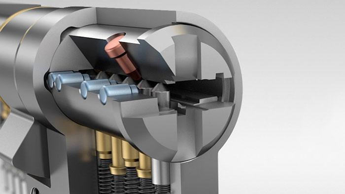 SMARTKEY - Wie sieht eigentlich ein Schließzylinder von Innen aus?