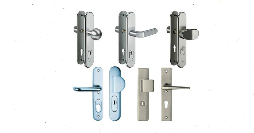 Sicherheitsbeschlag und Türbeschlag - SMARTKEY