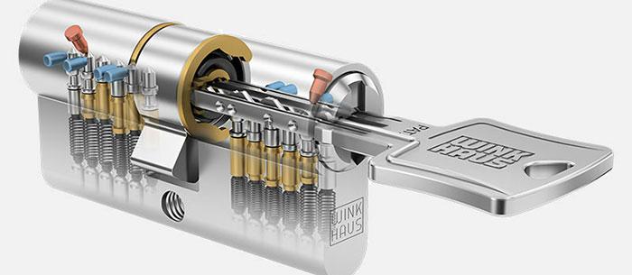 SMARTKEY - Wie sieht eigentlich ein Schließzylinder von Innen aus? Winkhaus keyTec X-tra