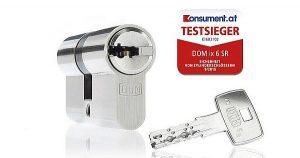 Sicherheitszylinder - Zylinderwechsel - Schließzylinder - Sicherheitsbeschlag - professionelle Montage - SMARTKEY
