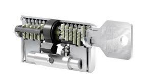 SMARTKEY - EVVA-3KS Sicherheit-Zylinder-System