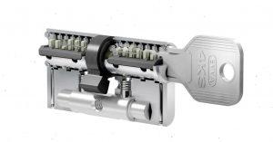 SMARTKEY - EVVA 4KS Sicherheits-Zylinder System