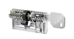 Smartkey - EVVA EPS Sicherheits-Zylinder System
