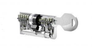 SMARTKEY - EVVA ICS Sicherheit-Zylinder-System