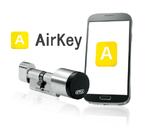 SMARTKEY - Evva AirKey-elekronisches-Sicherheitsschloss-kaufen