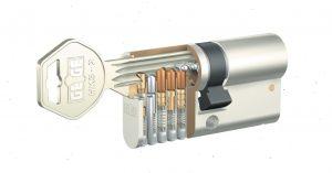 Smart-Key_GEGE Kaba Sicherheits-Zylinder bestellen
