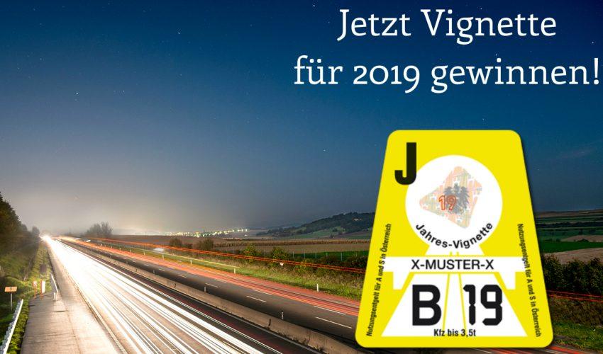 Blogger Gewinnspiel 2019