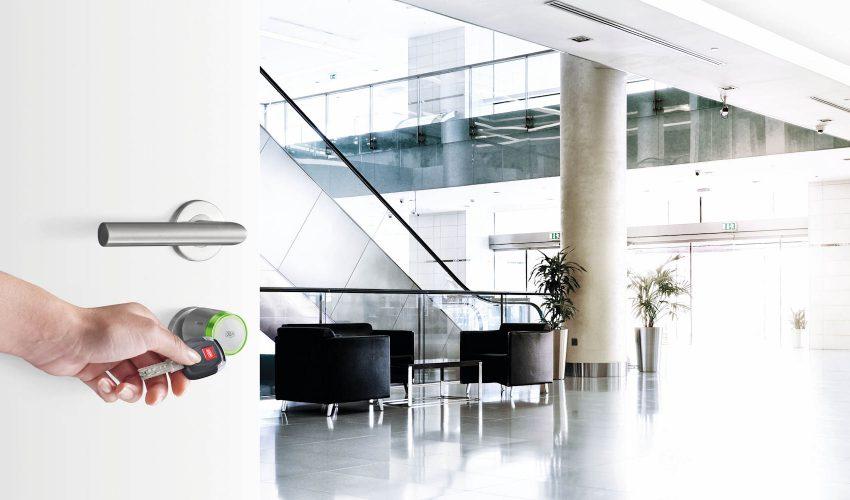 DOM ENiQ® Pro - SMARTKEY Aufsperrdienst Schlüsseldienst Wien - Schließsystem -Einbruchschutz - Sicherheit