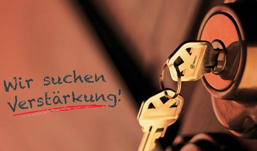 Offene Stelle - Wir suchen Verstärkung - SMARTKEY Aufsperrdienst Schlüsseldienst Wien