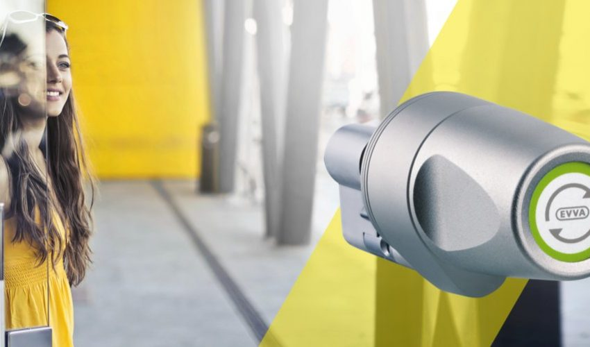 EMZY. Der elektronische Motorzylinder-Smartkey Wien-Aufsperrdienst - Sicherheit